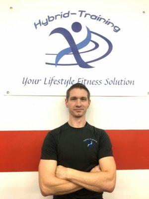 Daniel Riker certified personal trainer