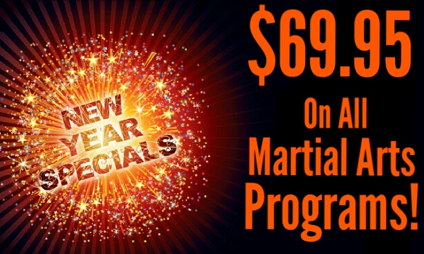 new years MMA special NJ