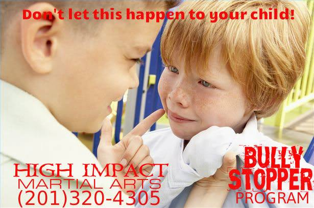 bully stopper program martial arts NJ