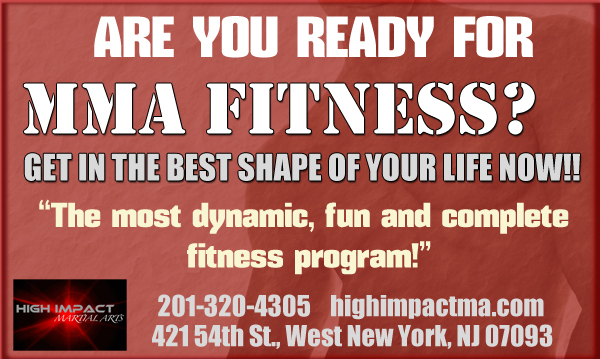 mma fitness in NJ