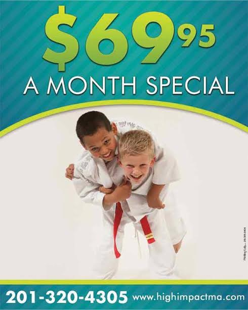 kids judo lessons special